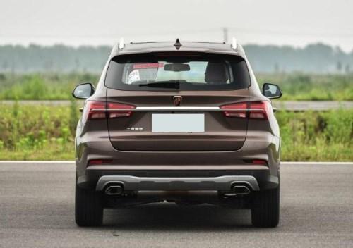 不高于19万 荣威RX5 2.0T两款车预售价高清图片