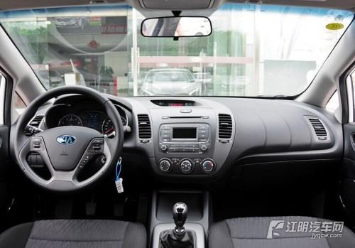 中控面板位置的空调按钮将增加镀铬装饰,车内还将引入更多软性材料高清图片