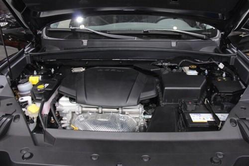 吉利豪情7座SUV将上市 推两驱与四驱车型
