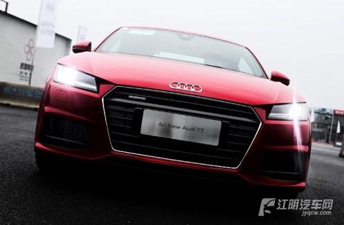 全新奥迪TT正式上市 售价54.28 61.78万元高清图片