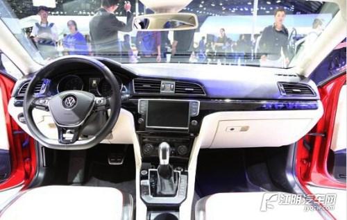 上海大众 全新 中级车 凌渡 预售价17万起 江阴高清图片