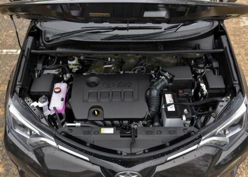 动力方面:rav4荣放依旧搭载2.0l和2.5l发动机.不过2.