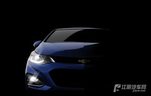 新车 2016款雪佛兰科鲁兹预告图曝光高清图片
