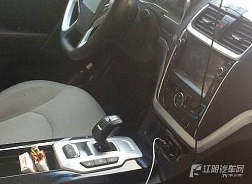 新车 吉利帝豪电动车谍照曝光 将于年内上市高清图片